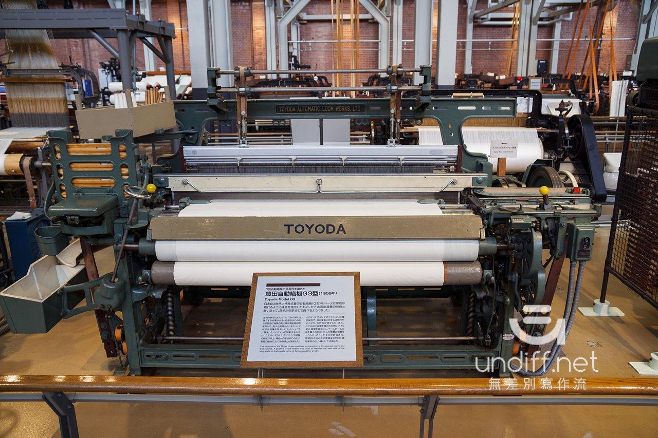 【名古屋景點】豐田產業技術紀念館 》纖維機械館:探索紡織技術的演進 64