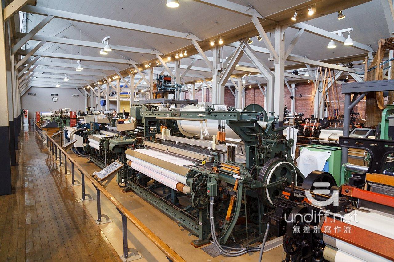 【名古屋景點】豐田產業技術紀念館 》纖維機械館:探索紡織技術的演進 52