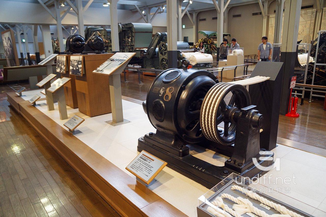 【名古屋景點】豐田產業技術紀念館 》纖維機械館:探索紡織技術的演進 54
