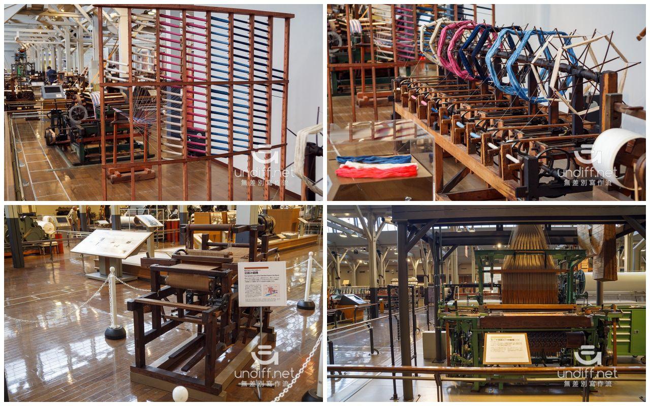【名古屋景點】豐田產業技術紀念館 》纖維機械館:探索紡織技術的演進 56