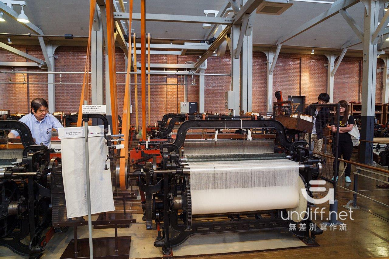 【名古屋景點】豐田產業技術紀念館 》纖維機械館:探索紡織技術的演進 60