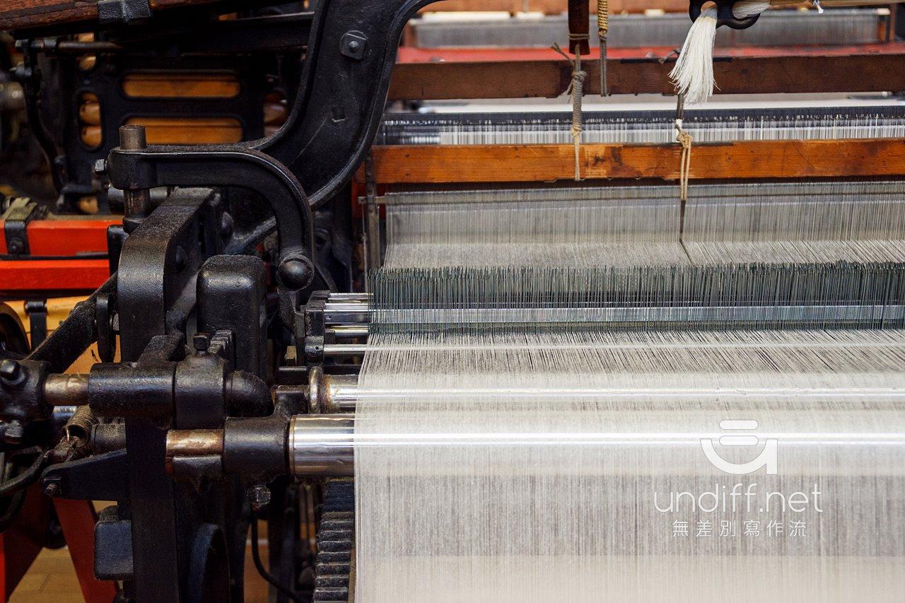 【名古屋景點】豐田產業技術紀念館 》纖維機械館:探索紡織技術的演進 62