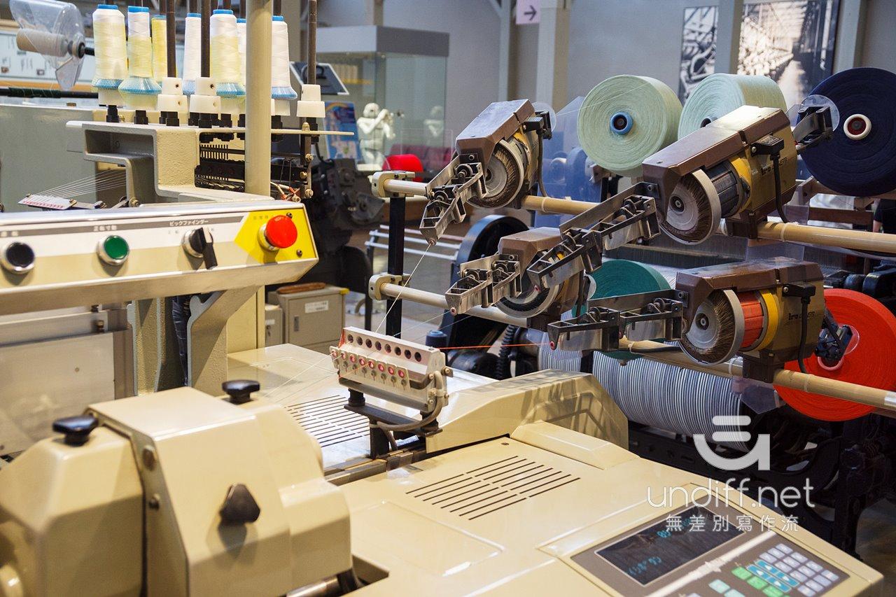 【名古屋景點】豐田產業技術紀念館 》纖維機械館:探索紡織技術的演進 70
