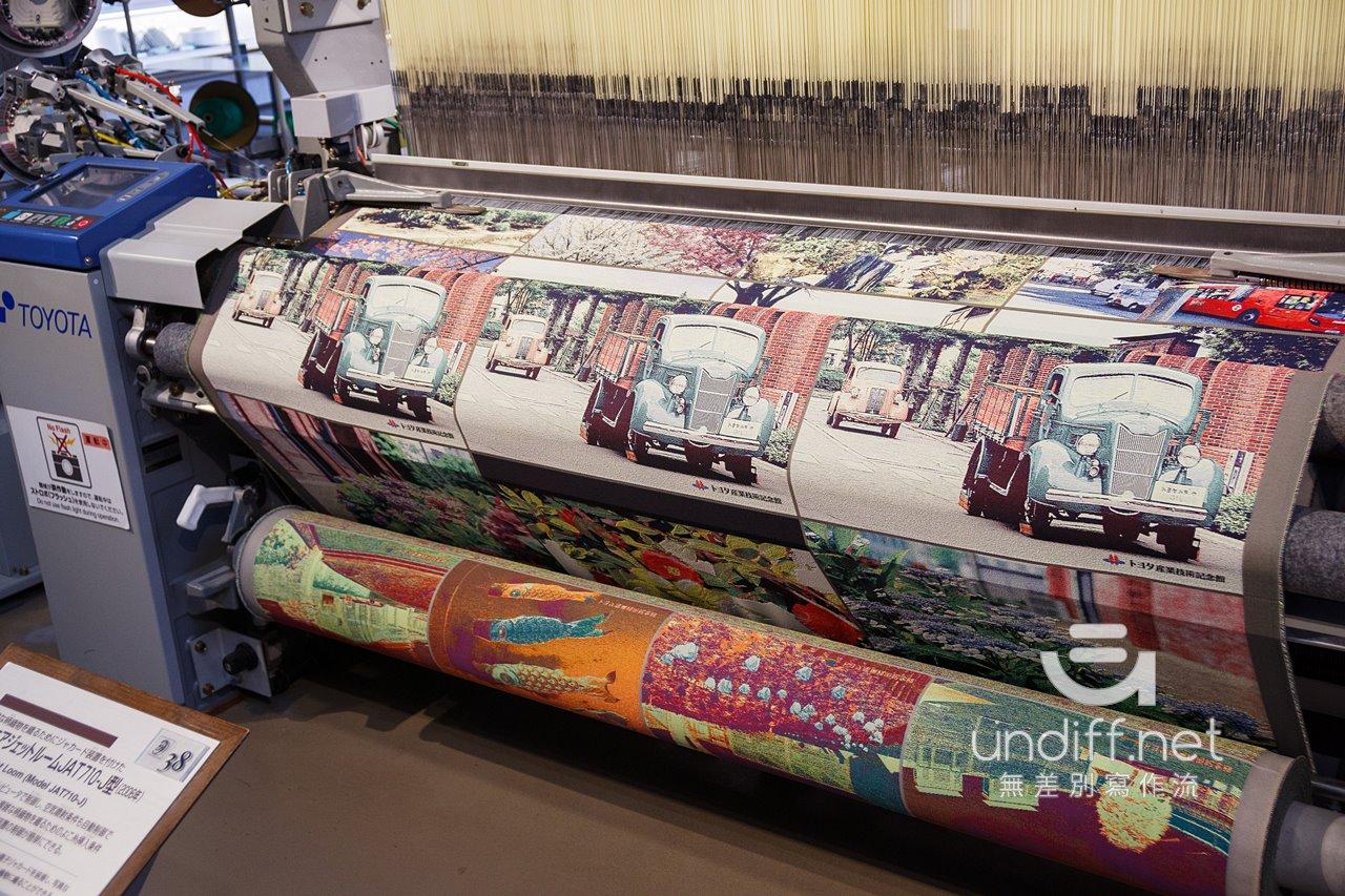 【名古屋景點】豐田產業技術紀念館 》纖維機械館:探索紡織技術的演進 72