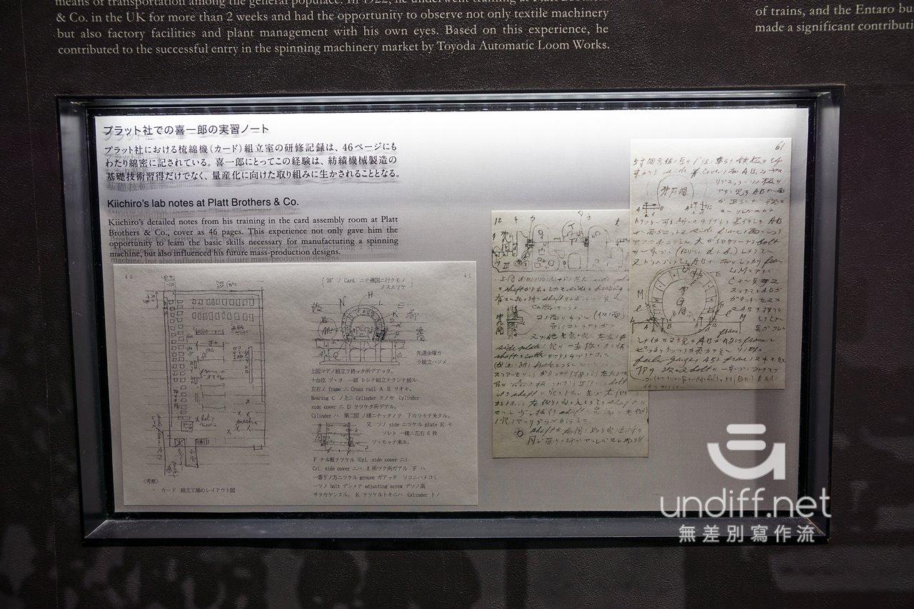 【名古屋景點】豐田產業技術紀念館 》汽車館:瞭解 TOYOTA 的科技與歷史 16