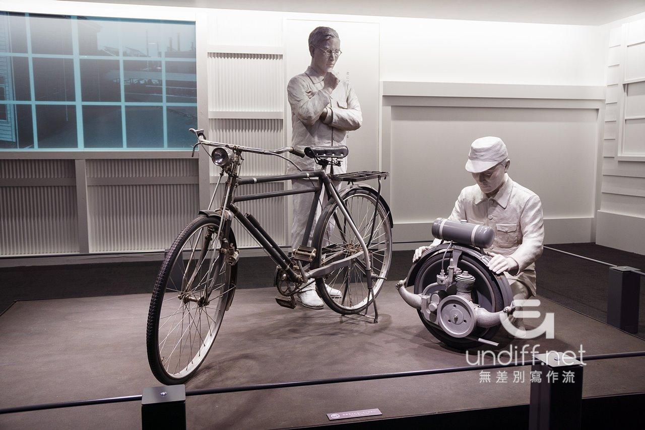 【名古屋景點】豐田產業技術紀念館 》汽車館:瞭解 TOYOTA 的科技與歷史 14