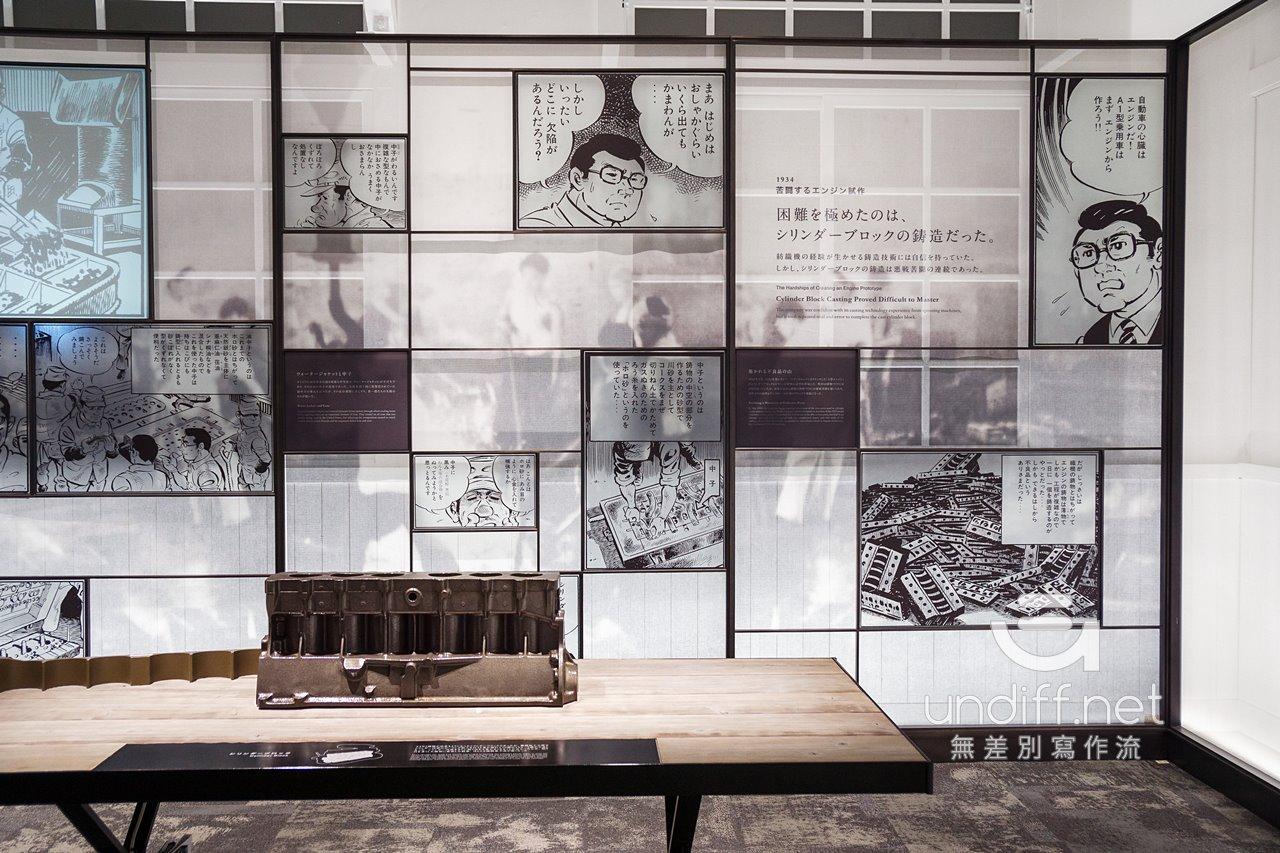 【名古屋景點】豐田產業技術紀念館 》汽車館:瞭解 TOYOTA 的科技與歷史 20