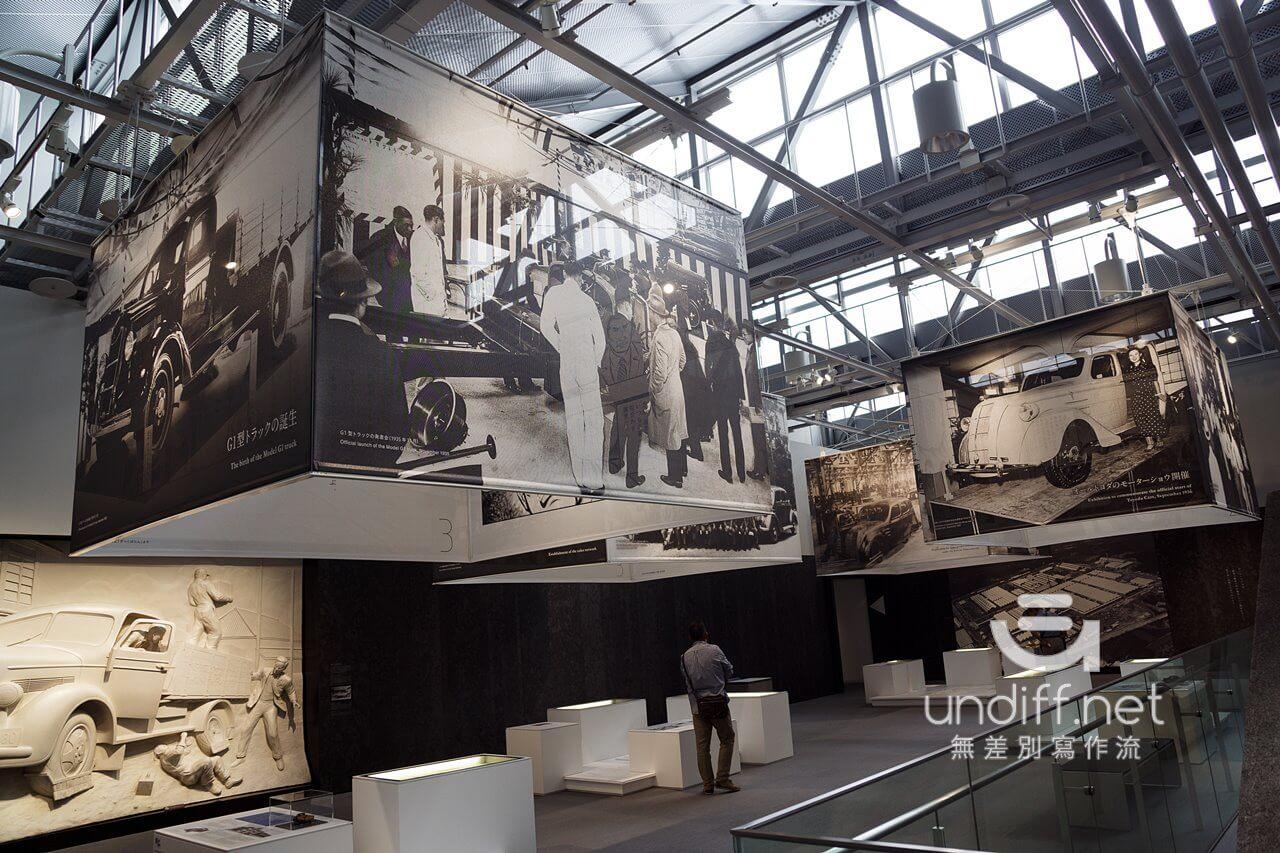 【名古屋景點】豐田產業技術紀念館 》汽車館:瞭解 TOYOTA 的科技與歷史 32