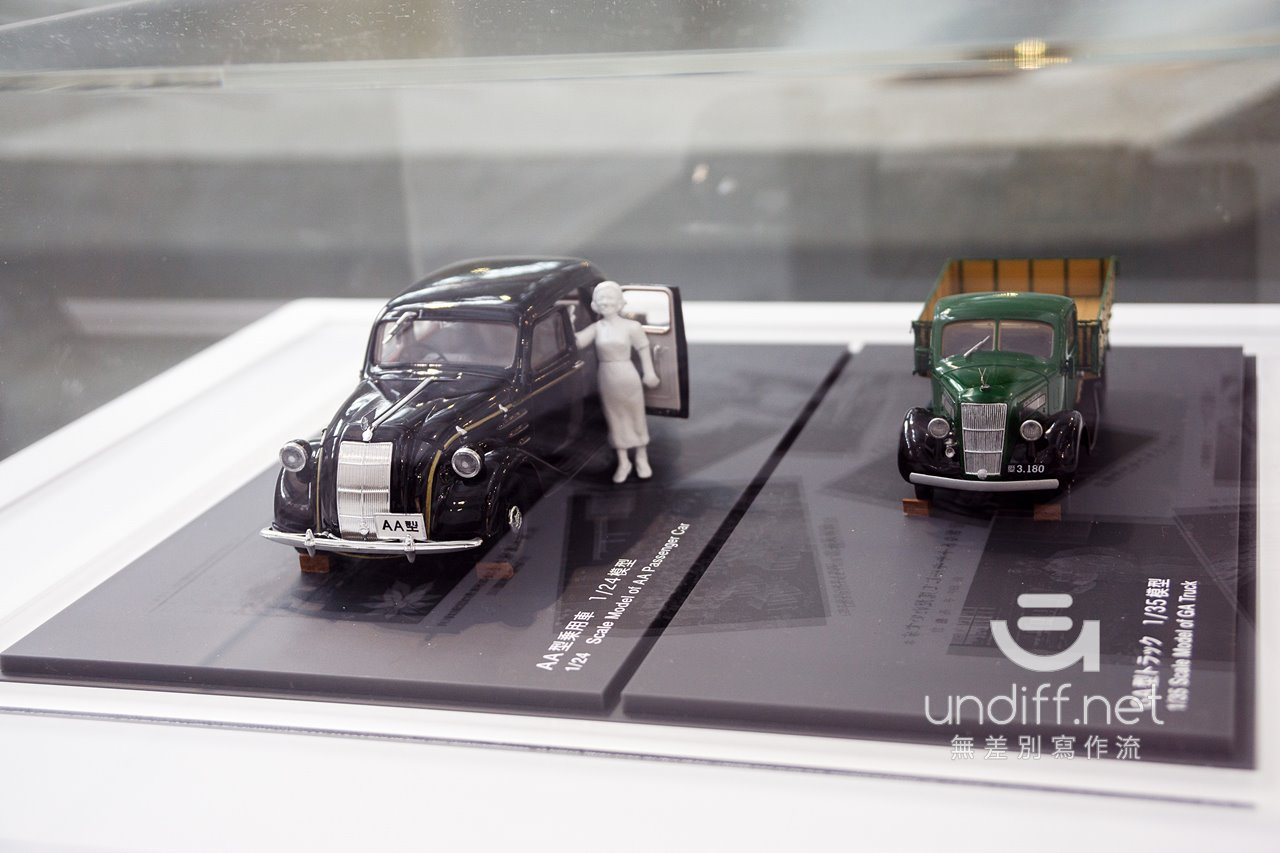 【名古屋景點】豐田產業技術紀念館 》汽車館:瞭解 TOYOTA 的科技與歷史 34