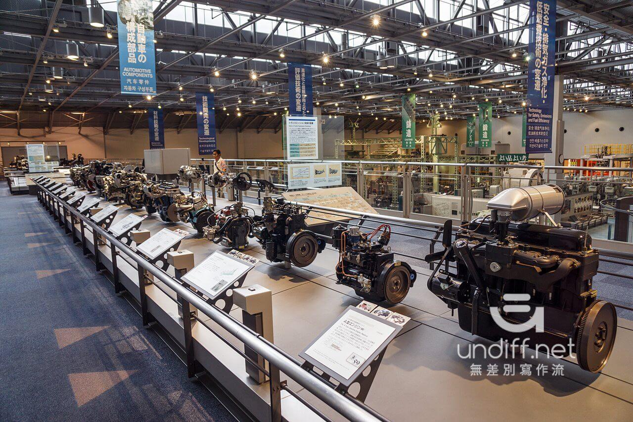 【名古屋景點】豐田產業技術紀念館 》汽車館:瞭解 TOYOTA 的科技與歷史 54