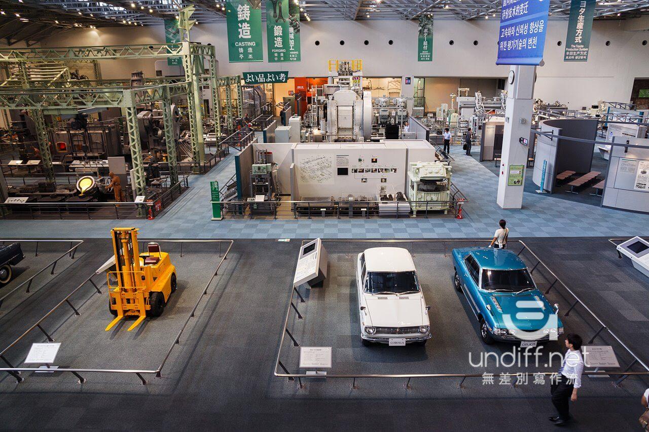 【名古屋景點】豐田產業技術紀念館 》汽車館:瞭解 TOYOTA 的科技與歷史 60