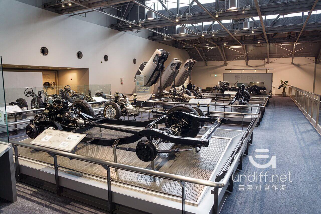【名古屋景點】豐田產業技術紀念館 》汽車館:瞭解 TOYOTA 的科技與歷史 56