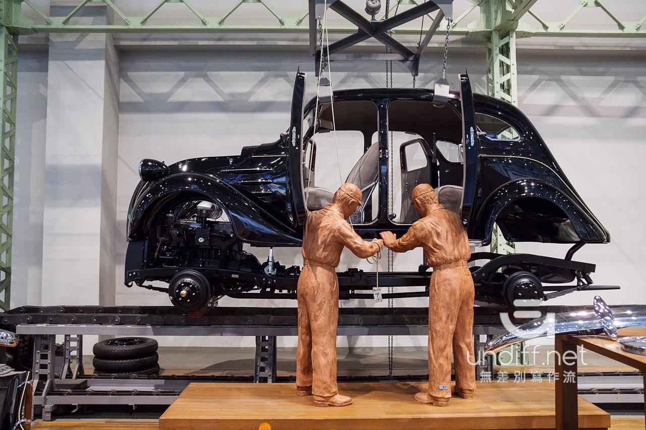【名古屋景點】豐田產業技術紀念館 》汽車館:瞭解 TOYOTA 的科技與歷史 66