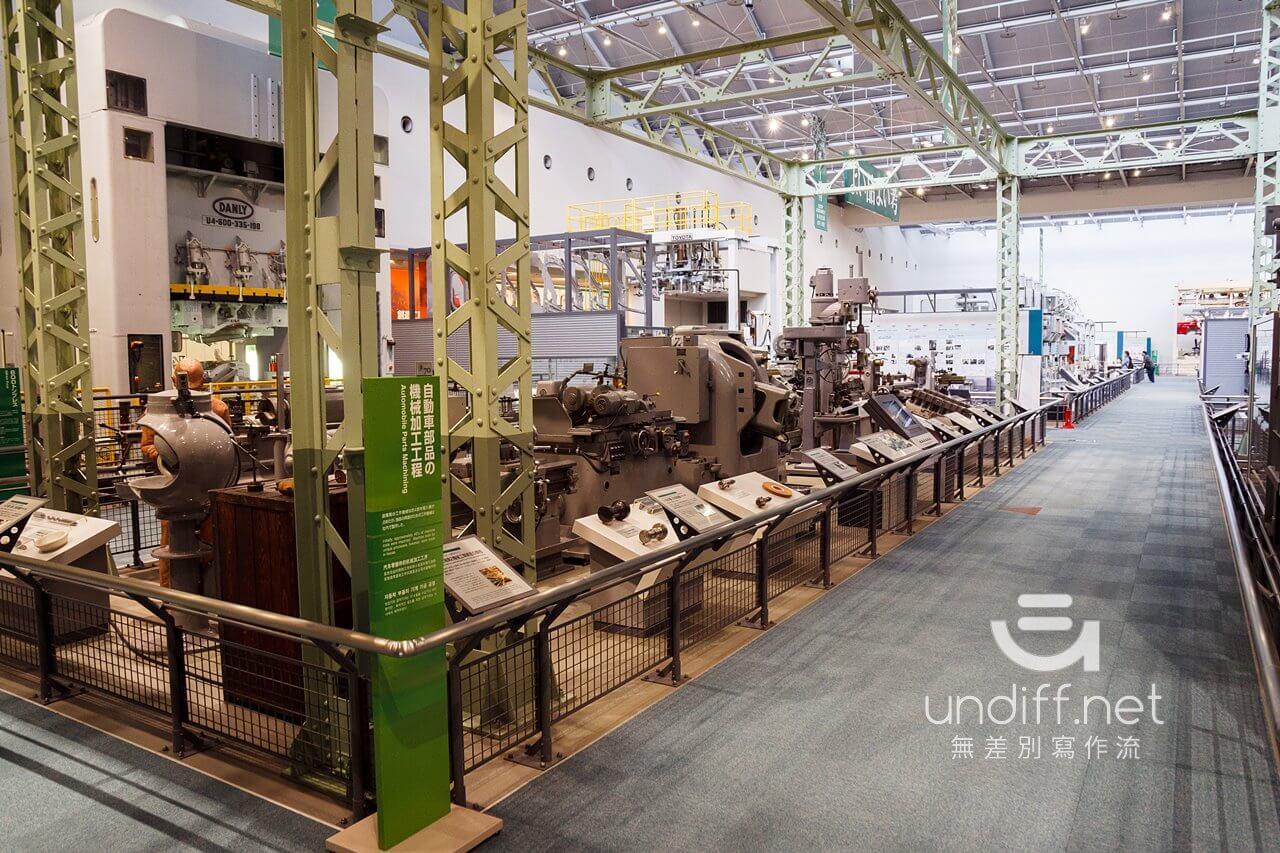 【名古屋景點】豐田產業技術紀念館 》汽車館:瞭解 TOYOTA 的科技與歷史 68