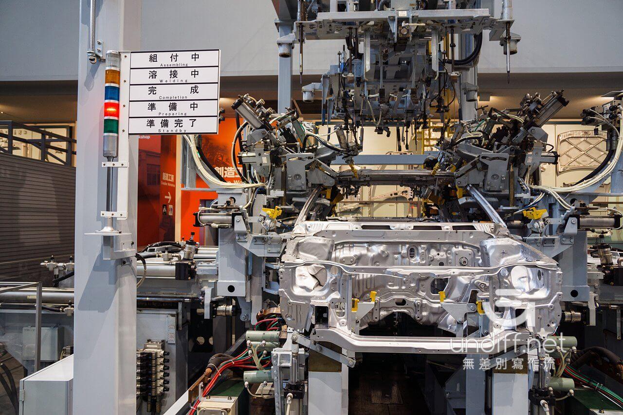 【名古屋景點】豐田產業技術紀念館 》汽車館:瞭解 TOYOTA 的科技與歷史 70