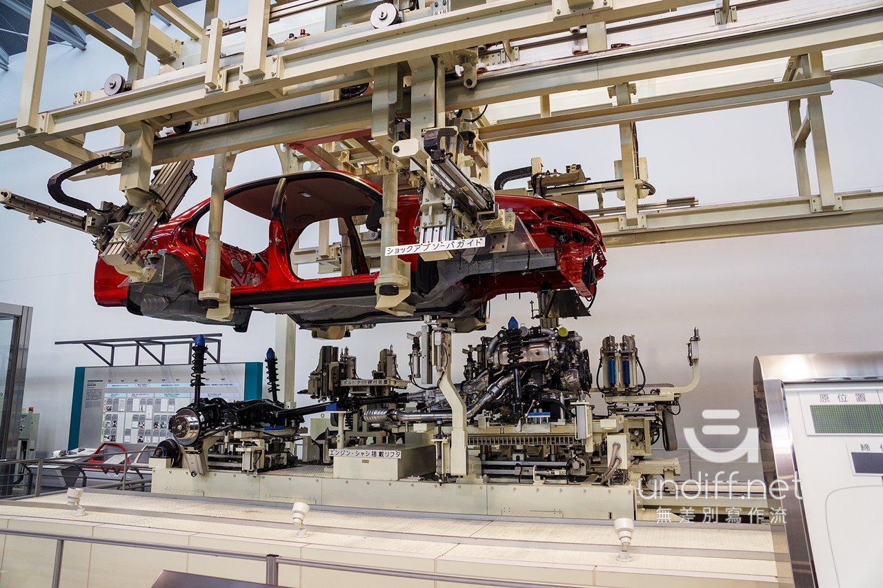 【名古屋景點】豐田產業技術紀念館 》汽車館:瞭解 TOYOTA 的科技與歷史 76