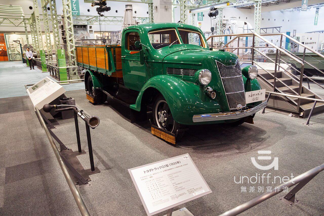 【名古屋景點】豐田產業技術紀念館 》汽車館:瞭解 TOYOTA 的科技與歷史 82
