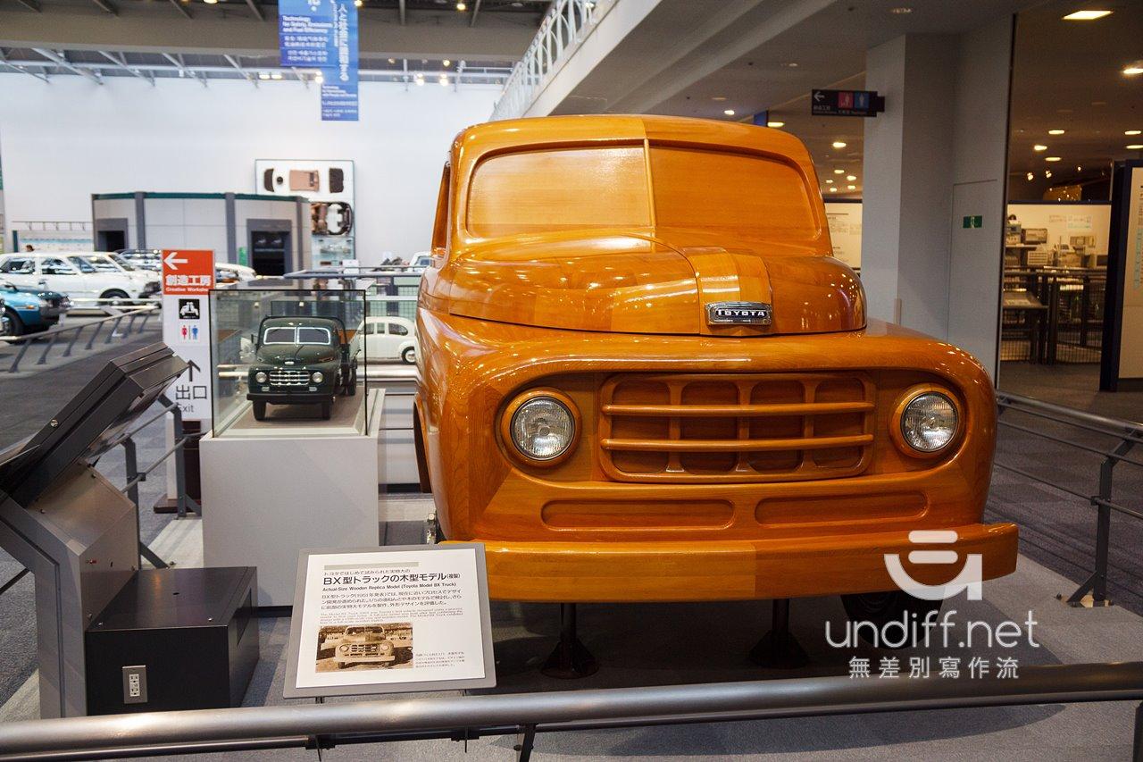 【名古屋景點】豐田產業技術紀念館 》汽車館:瞭解 TOYOTA 的科技與歷史 84
