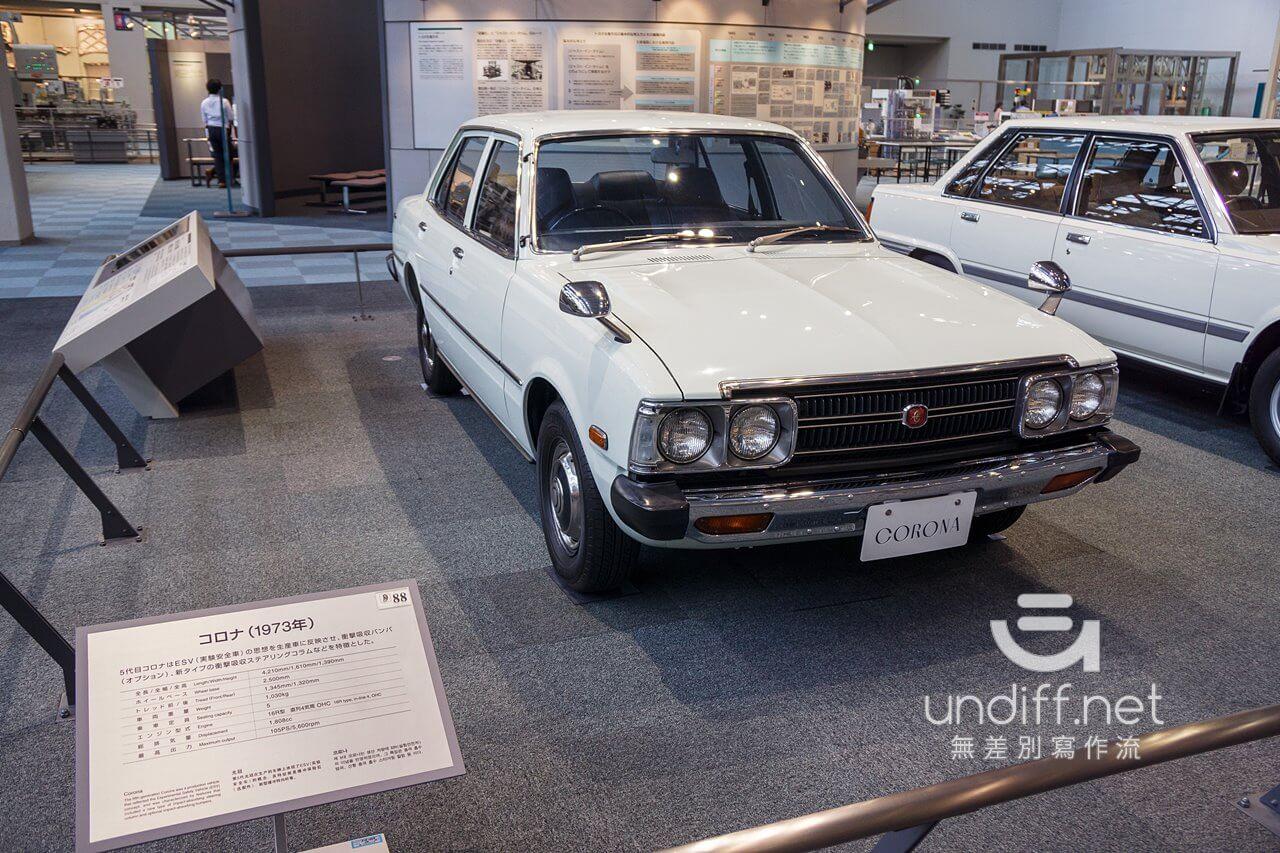 【名古屋景點】豐田產業技術紀念館 》汽車館:瞭解 TOYOTA 的科技與歷史 88