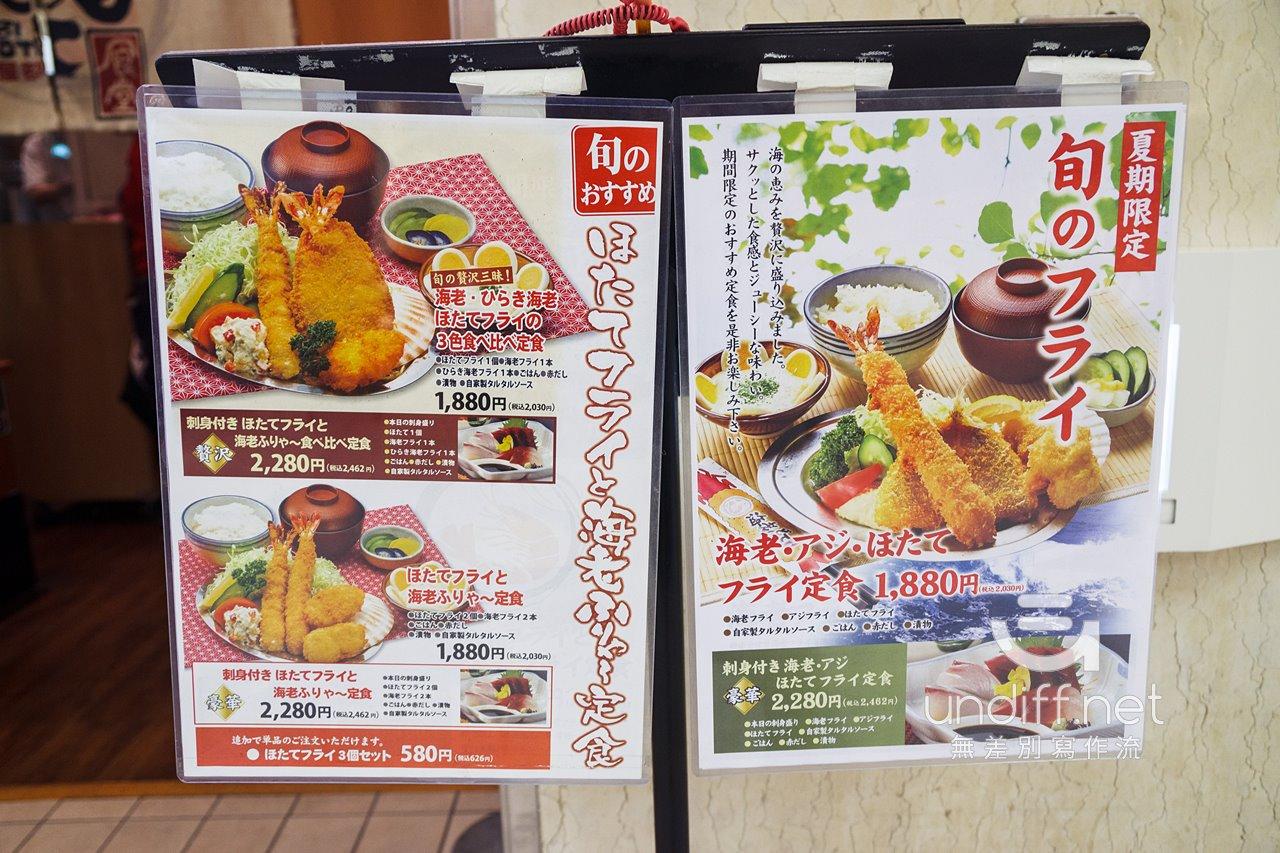 【名古屋美食】海老どて食堂 》超大炸蝦定食.新名古屋名物 18