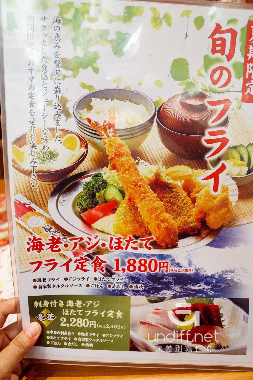 【名古屋美食】海老どて食堂 》超大炸蝦定食.新名古屋名物 20