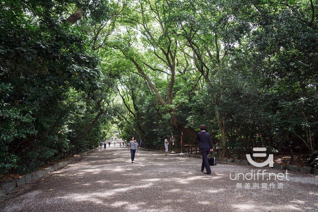 【名古屋景點】熱田神宮 》綠蔭中的日本三大神宮 14