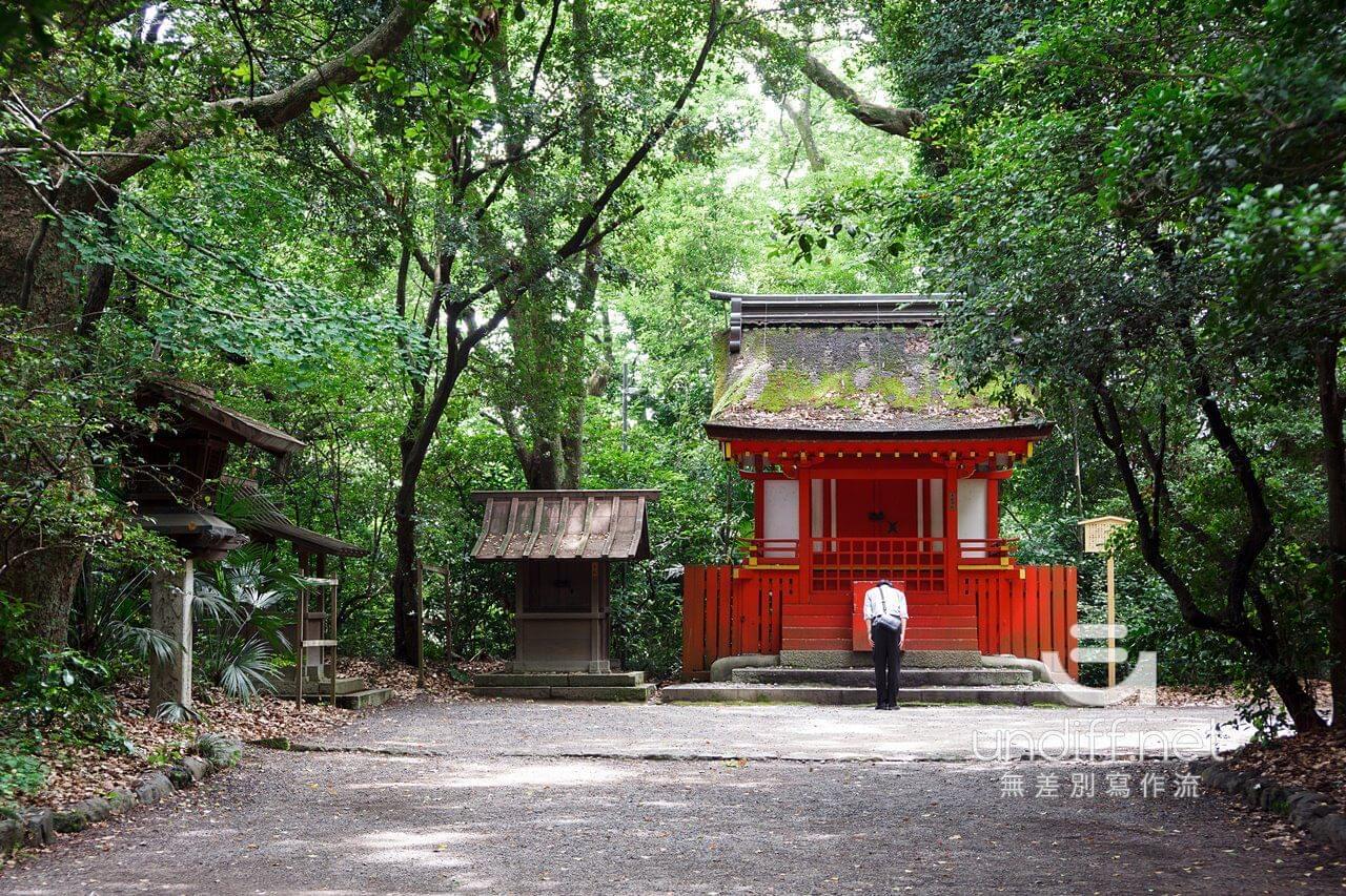 【名古屋景點】熱田神宮 》綠蔭中的日本三大神宮 44