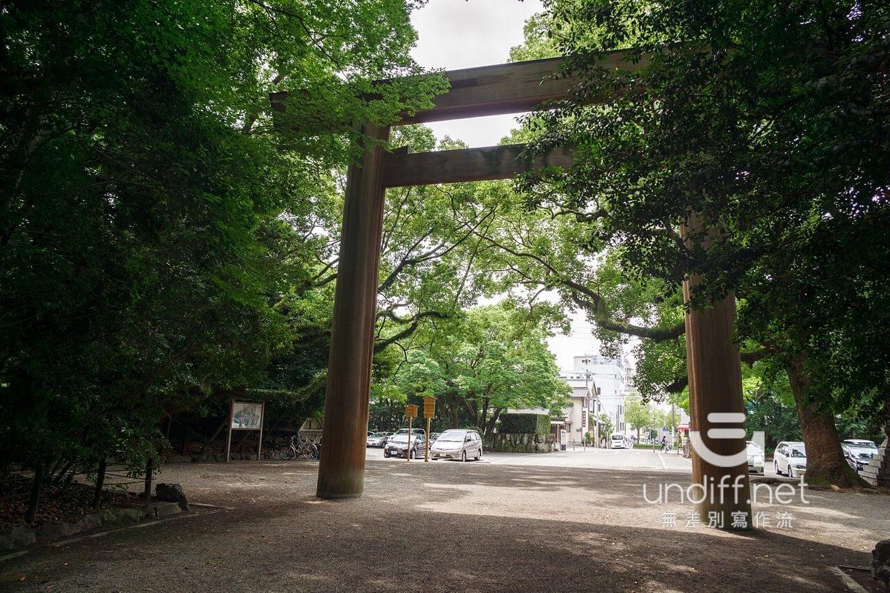 【名古屋景點】熱田神宮 》綠蔭中的日本三大神宮 54