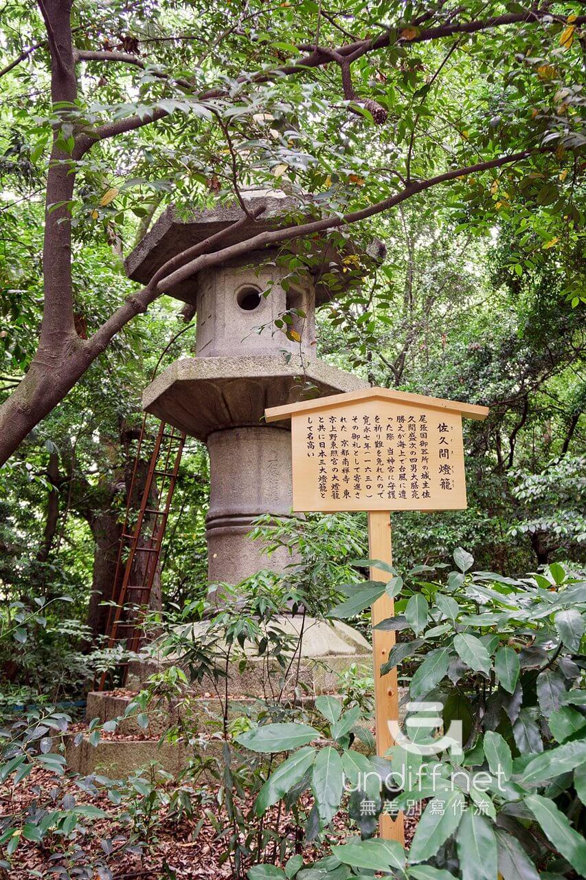【名古屋景點】熱田神宮 》綠蔭中的日本三大神宮 38