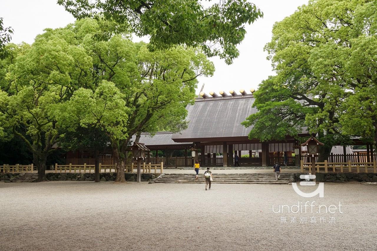 【名古屋景點】熱田神宮 》綠蔭中的日本三大神宮 32