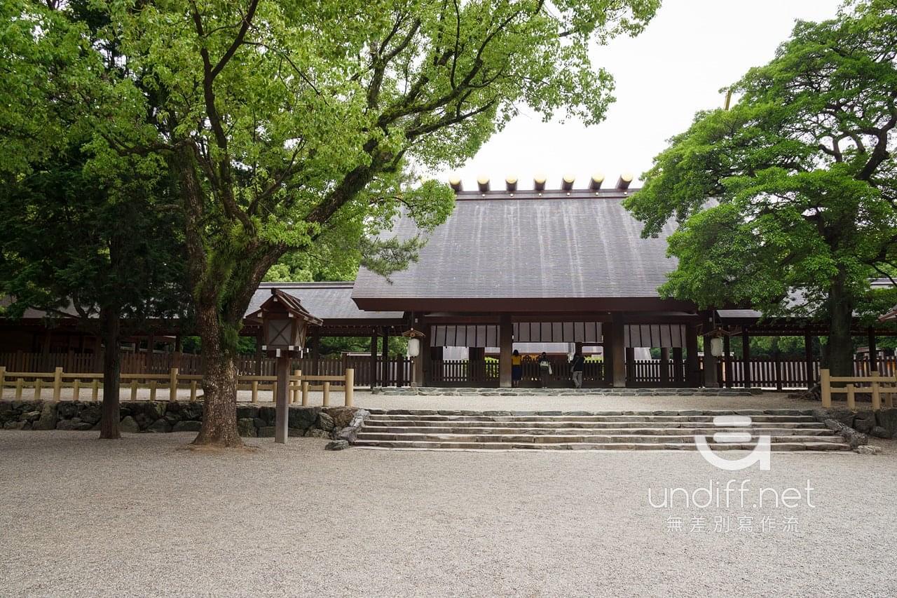 【名古屋景點】熱田神宮 》綠蔭中的日本三大神宮 34