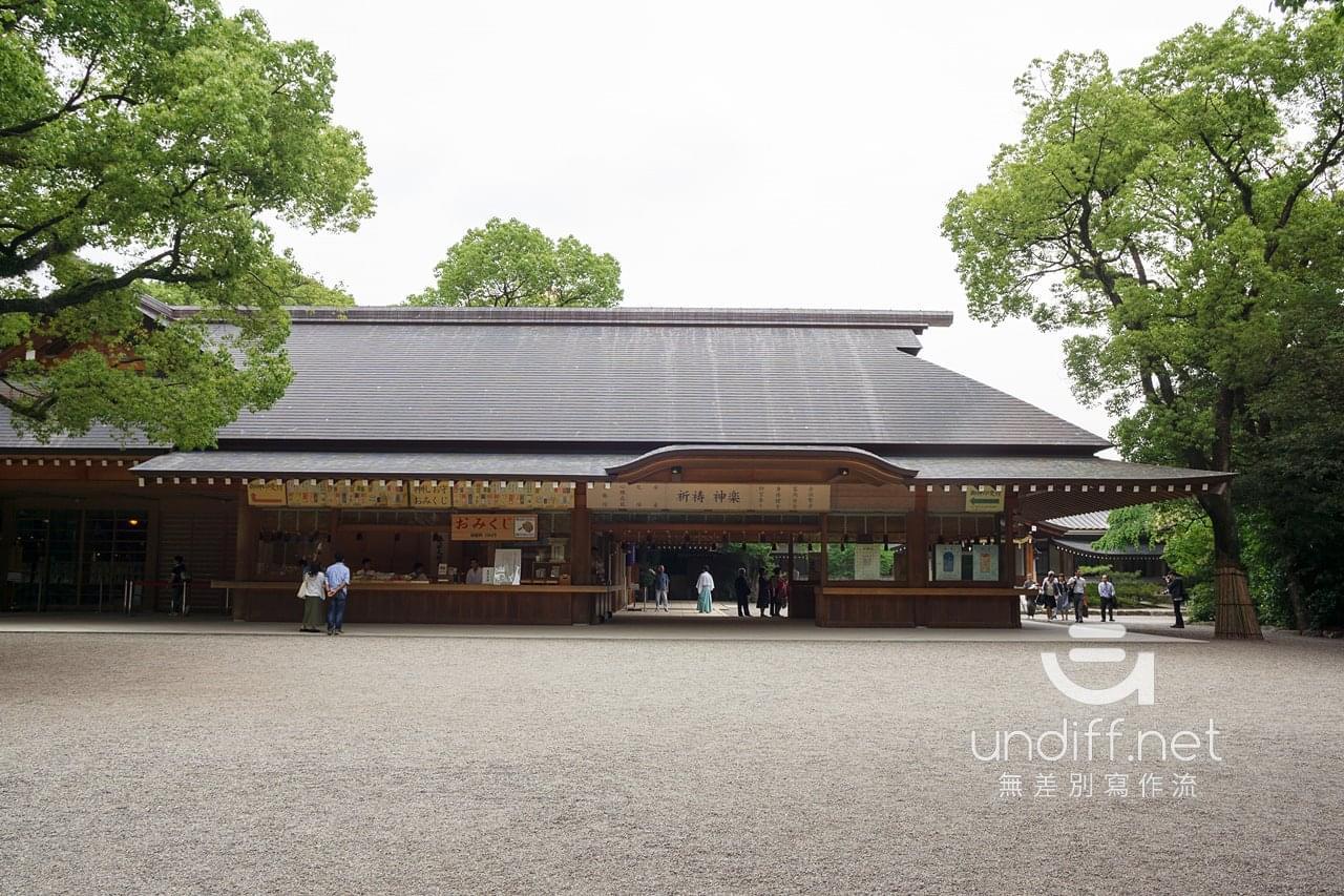 【名古屋景點】熱田神宮 》綠蔭中的日本三大神宮 36
