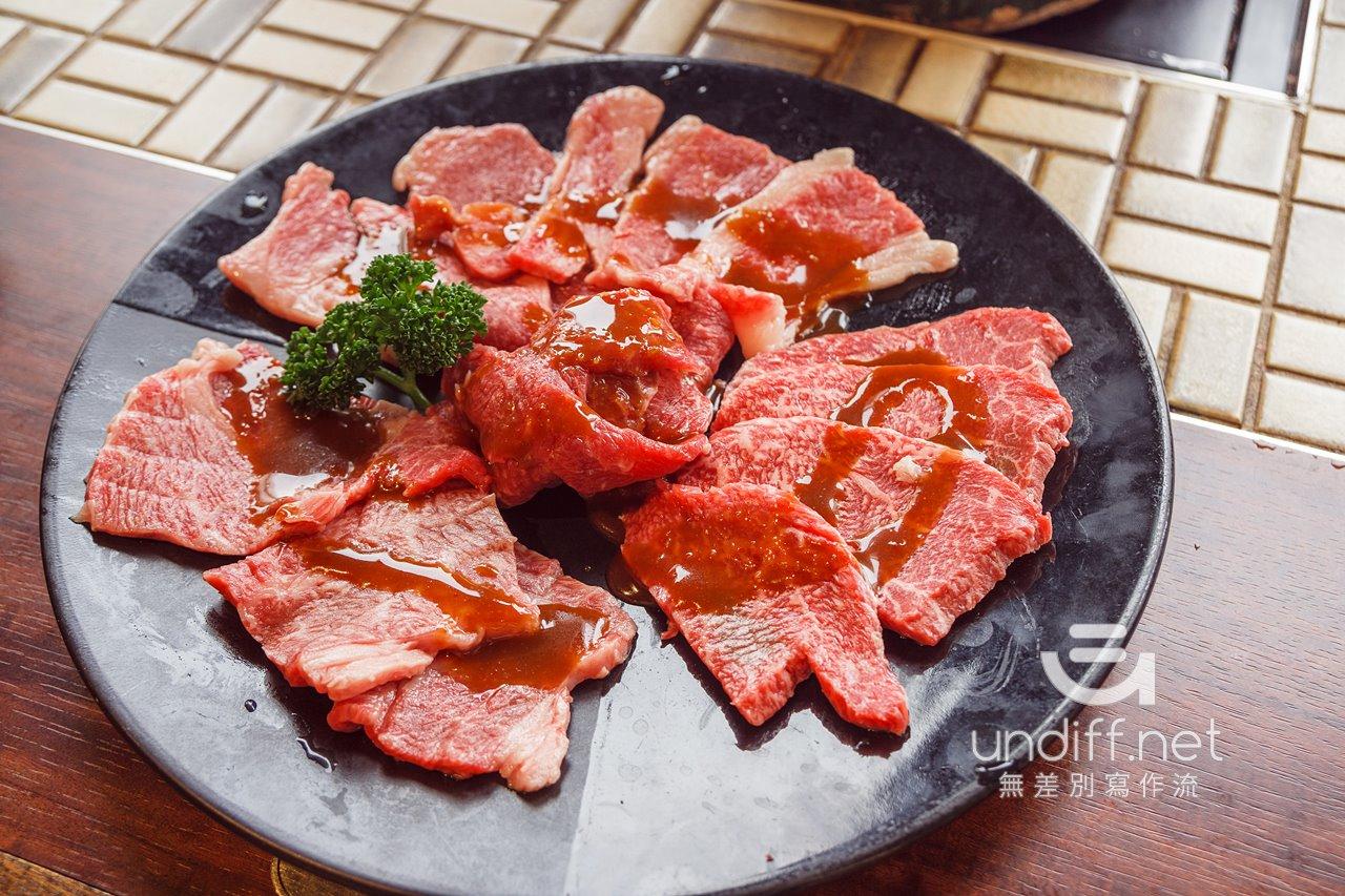 【名古屋美食】一升びん 》一人輕鬆獨享松阪牛燒肉套餐 40