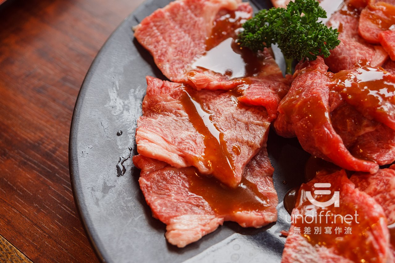 【名古屋美食】一升びん 》一人輕鬆獨享松阪牛燒肉套餐 44