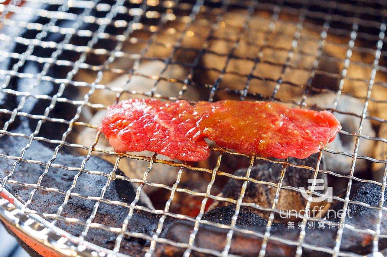 【名古屋美食】一升びん 》一人輕鬆獨享松阪牛燒肉套餐 56