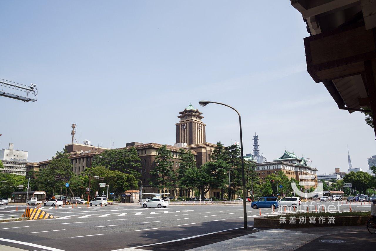 【名古屋景點】名古屋城 》天守閣、本丸御殿與金鯱 2