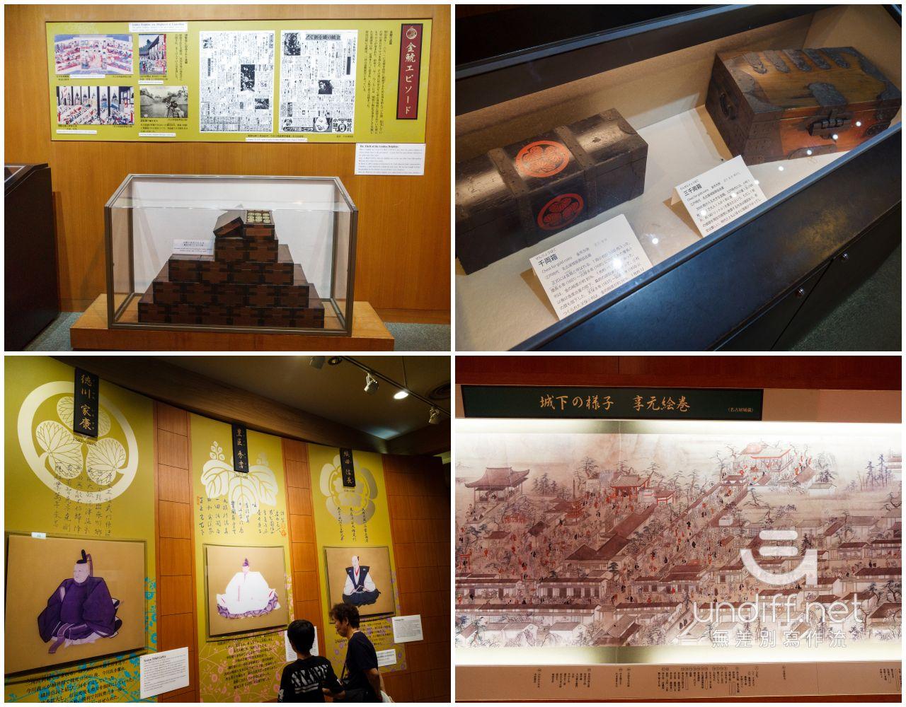 【名古屋景點】名古屋城 》天守閣、本丸御殿與金鯱 62