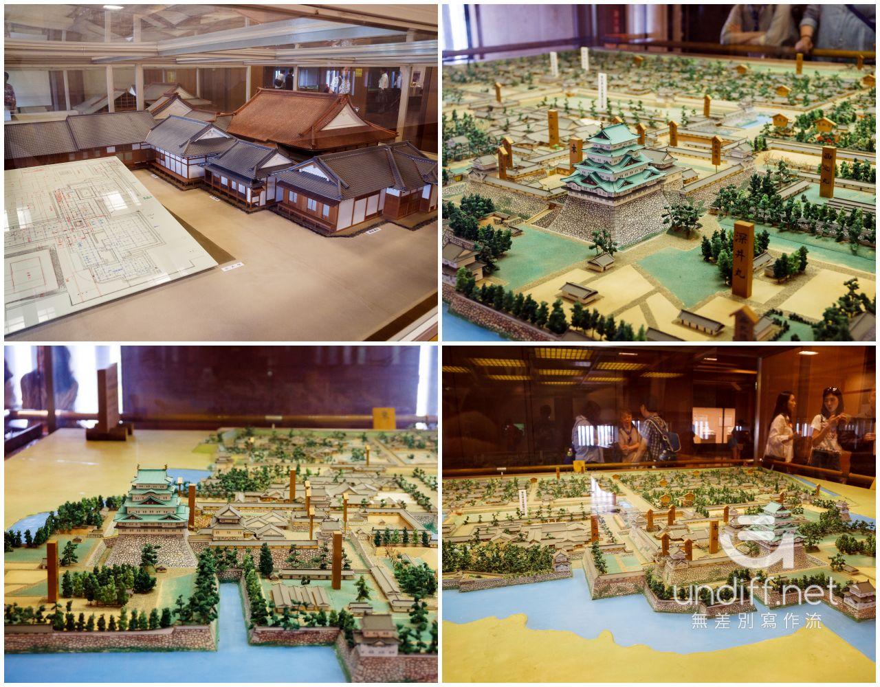 【名古屋景點】名古屋城 》天守閣、本丸御殿與金鯱 76