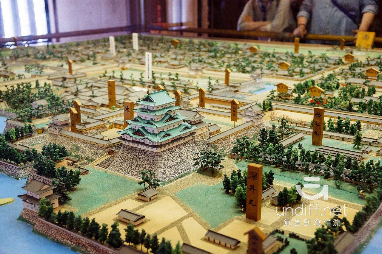 【名古屋景點】名古屋城 》天守閣、本丸御殿與金鯱 74