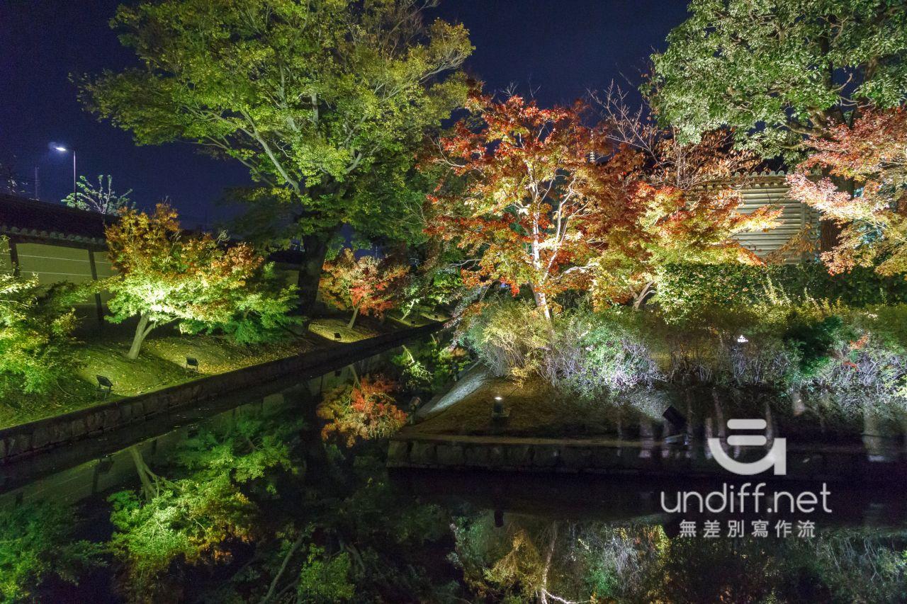 【京都賞楓景點】東寺 夜楓 》紅葉相伴絕美五重塔倒影 18