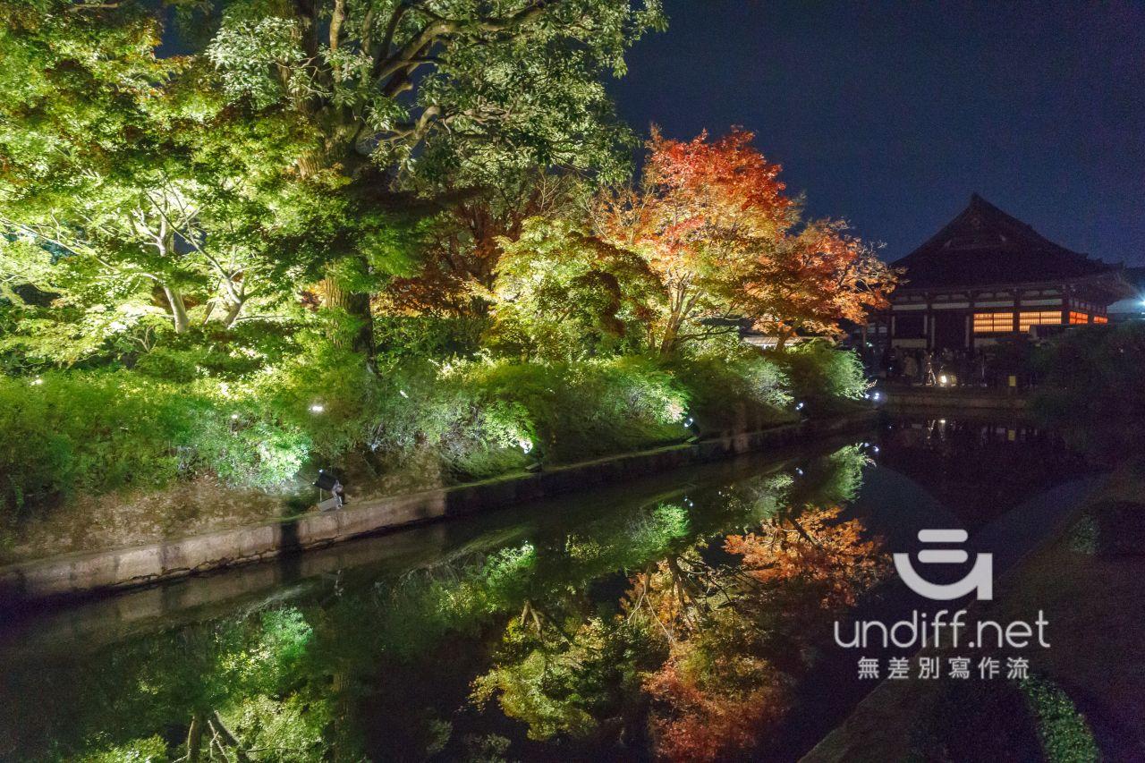 【京都賞楓景點】東寺 夜楓 》紅葉相伴絕美五重塔倒影 16