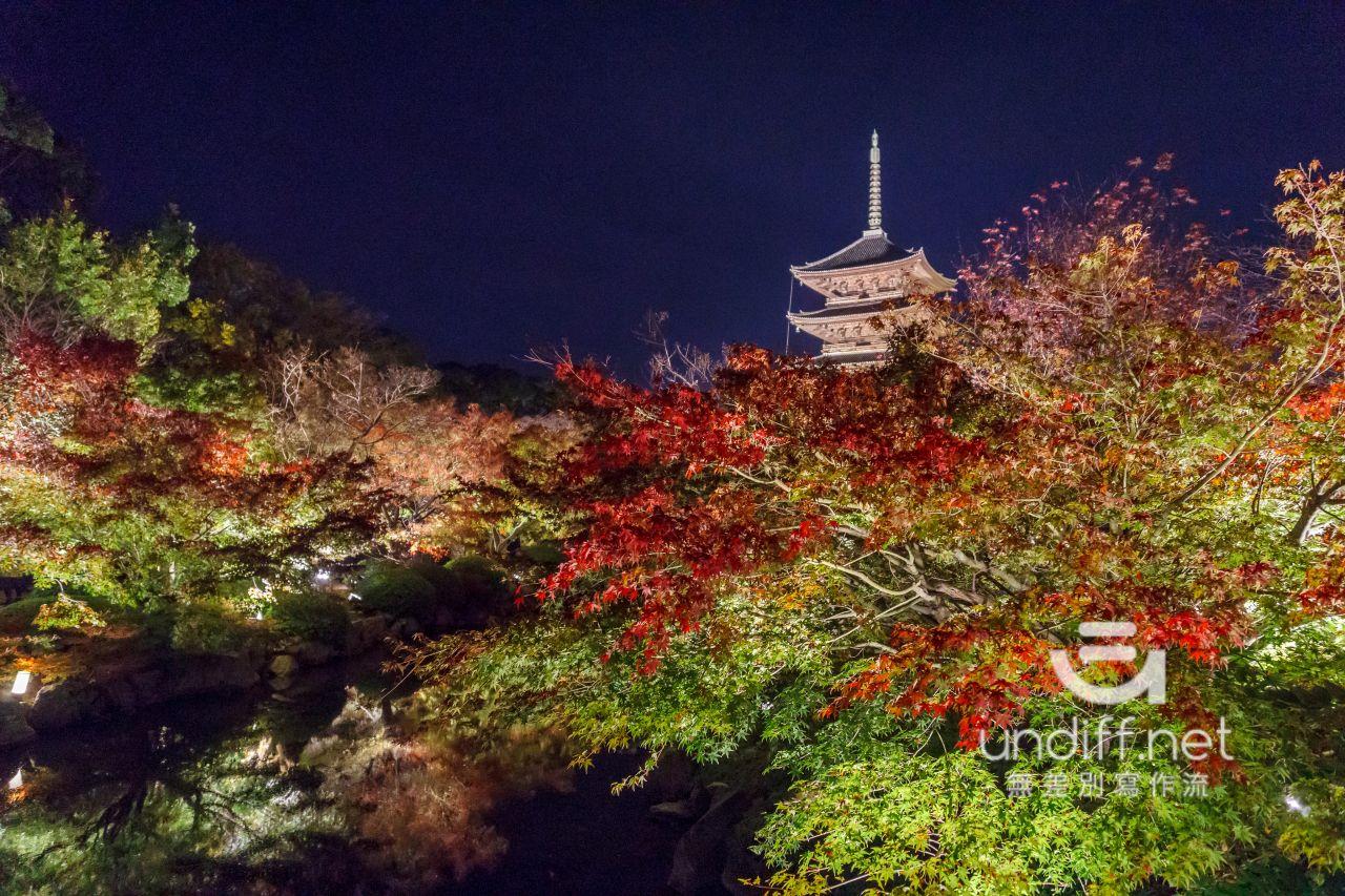 【京都賞楓景點】東寺 夜楓 》紅葉相伴絕美五重塔倒影 26
