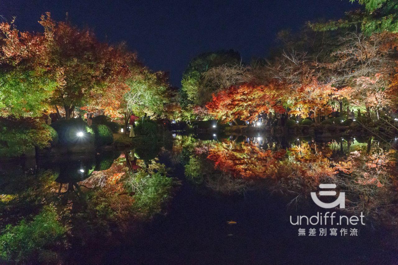 【京都賞楓景點】東寺 夜楓 》紅葉相伴絕美五重塔倒影 30