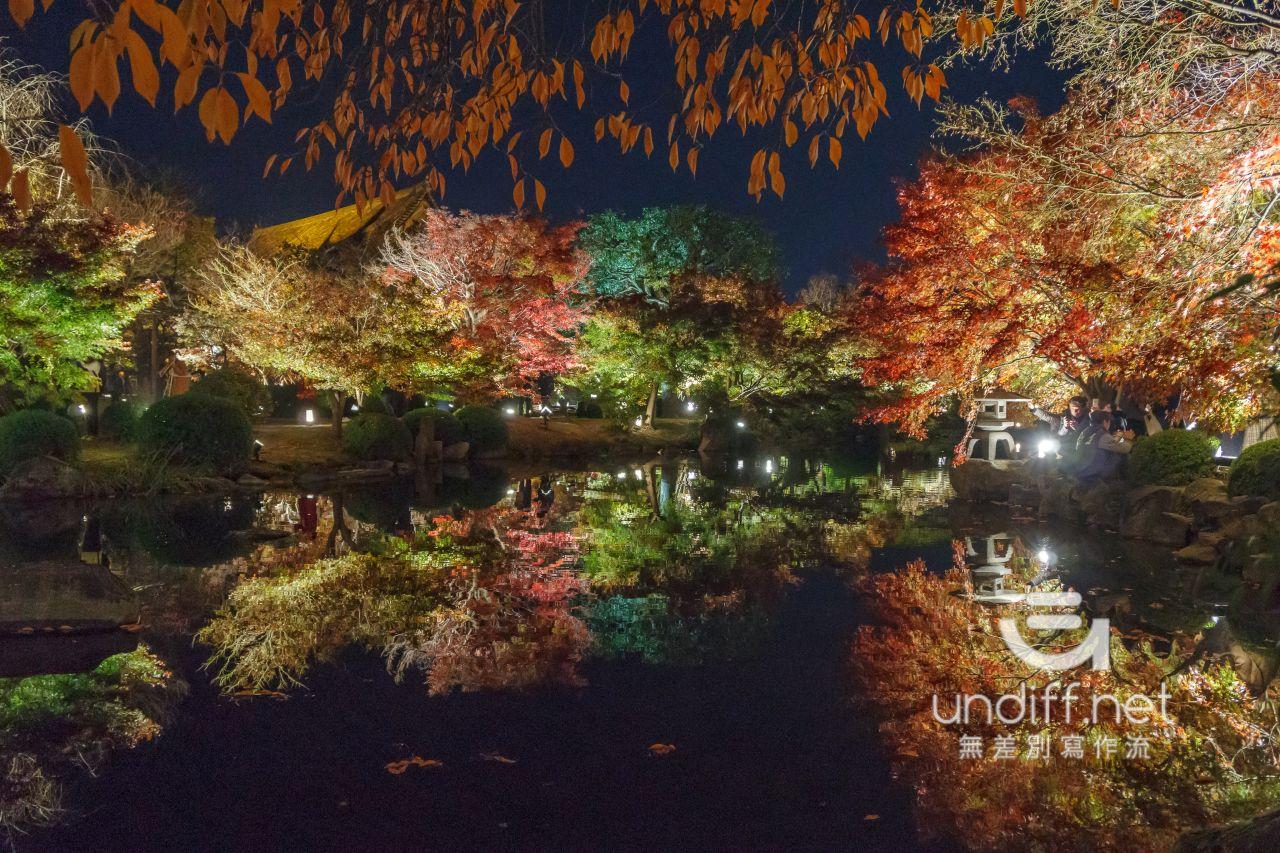 【京都賞楓景點】東寺 夜楓 》紅葉相伴絕美五重塔倒影 32