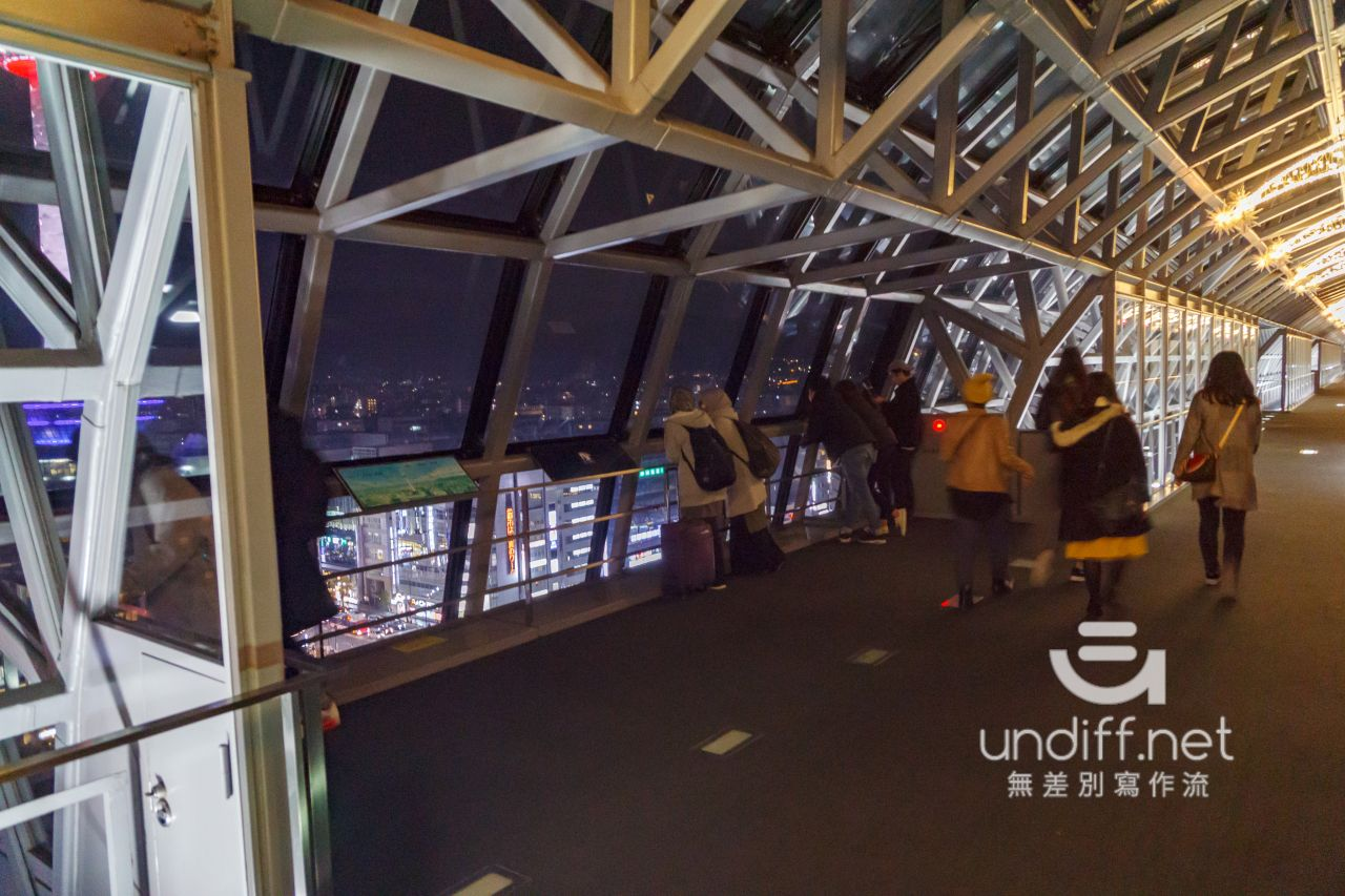 【京都景點】京都車站 聖誕燈飾 》車站中的聖誕樹與光之階梯 30