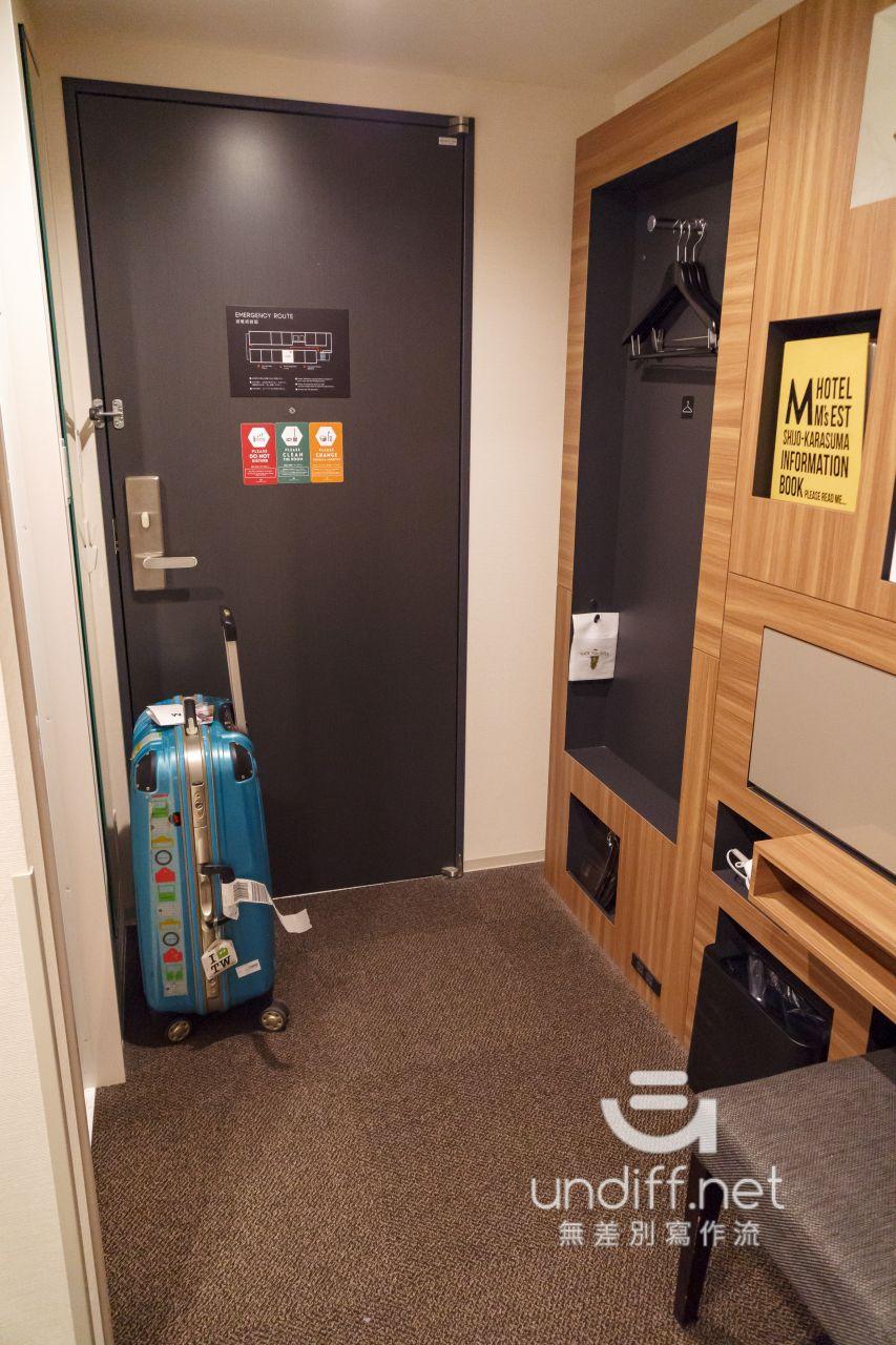 【京都住宿】HOTEL M's EST 四條烏丸 》小巧別緻交通發達的飯店 38
