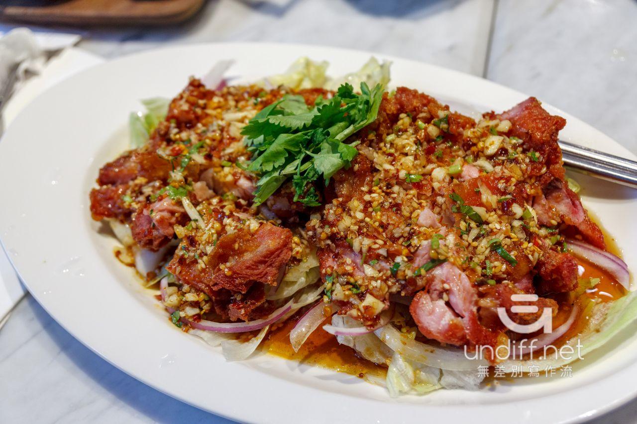 【台北美食】中山 芒果樹精緻泰廚 大直店 》風味清新的泰式料理 44