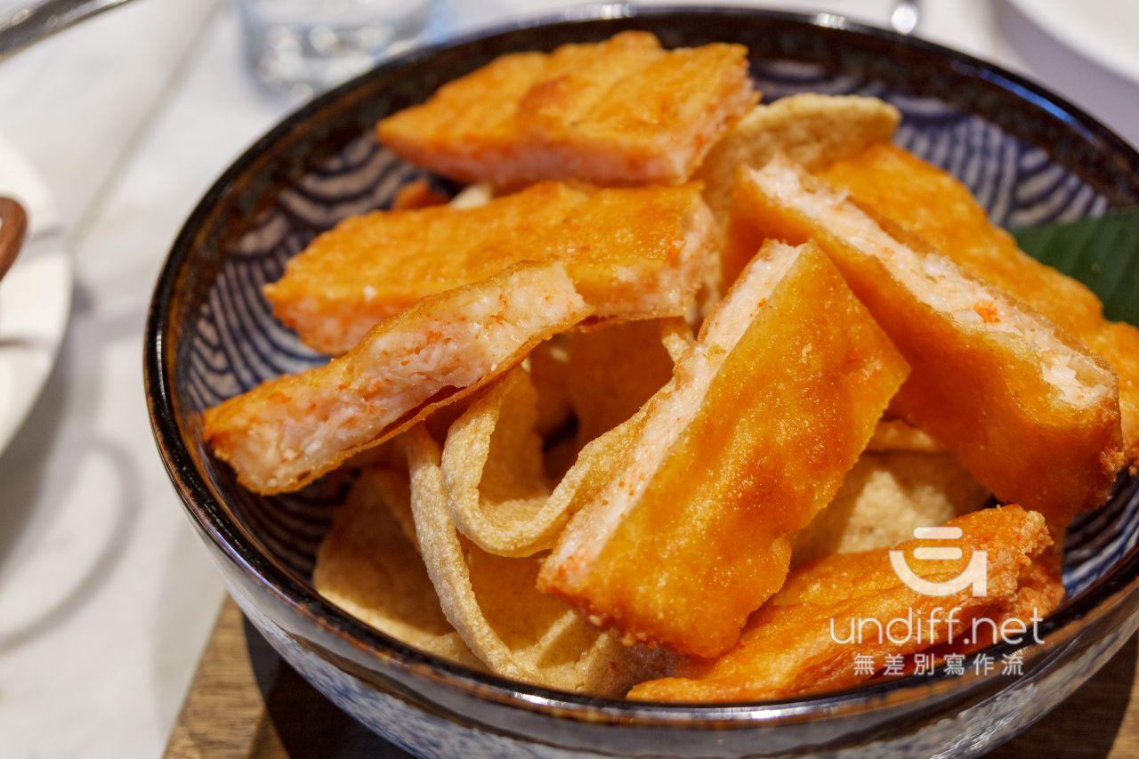 【台北美食】中山 芒果樹精緻泰廚 大直店 》風味清新的泰式料理 40