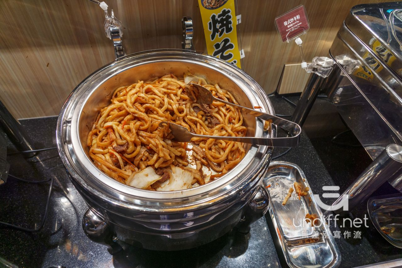 【台北美食】KINTAN BUFFET 燒肉 ATT 4 Recharge 》自助吧才是本體的吃到飽燒肉 58