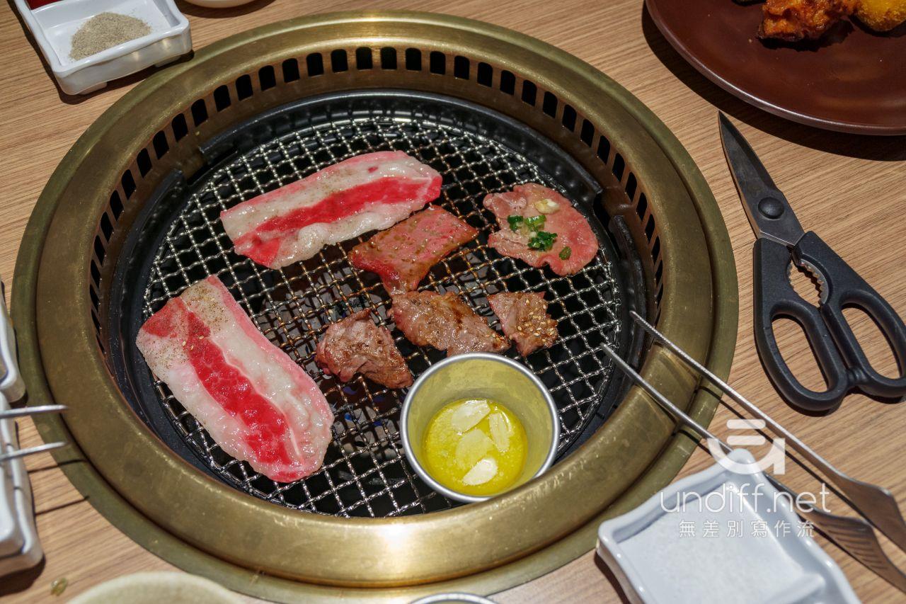【台北美食】KINTAN BUFFET 燒肉 ATT 4 Recharge 》自助吧才是本體的吃到飽燒肉 86